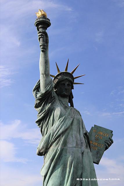 Liberty Statue in Odaiba, Tokyo
