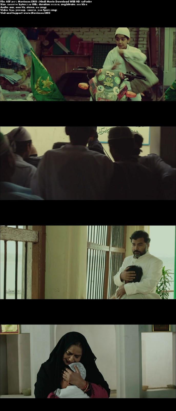 Alif 2017 Hindi Movie Download WEB HD at movies500.site