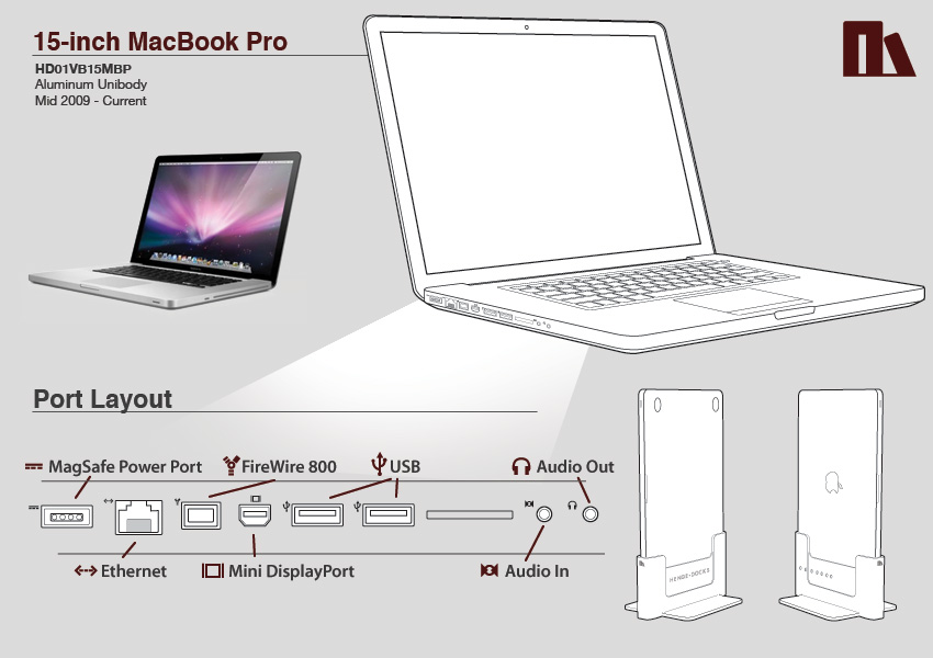 OK COMPUTER SOLUTION JB: MacBook Pro (15-inch, Mid 2009) and (15-inch, 2.53 GHz, Mid 2009 ...