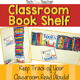 A Resource to Help Teachers Keep Track of Their Classroom Read Alouds