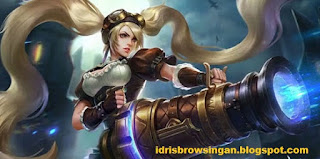 5 Hero Marksman Mobile Legends