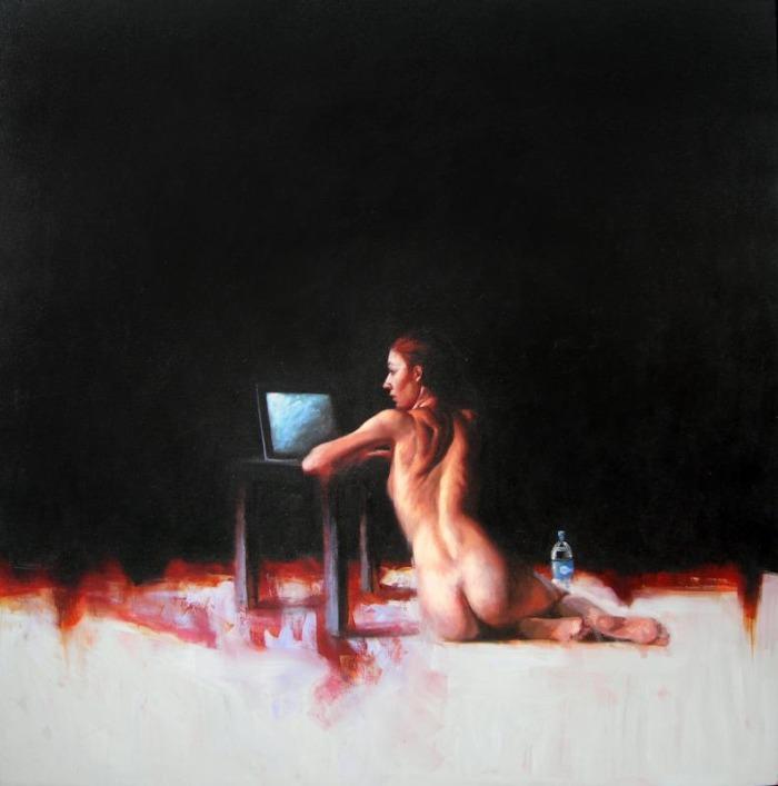 Реалистическая живопись. Carlos Cardenas