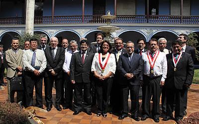 Avances de la Reforma Universitaria MINEDU