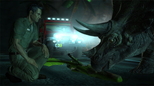 Jurassic Park The Game Download Photo