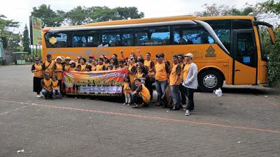 Bus Jogja Seat 50