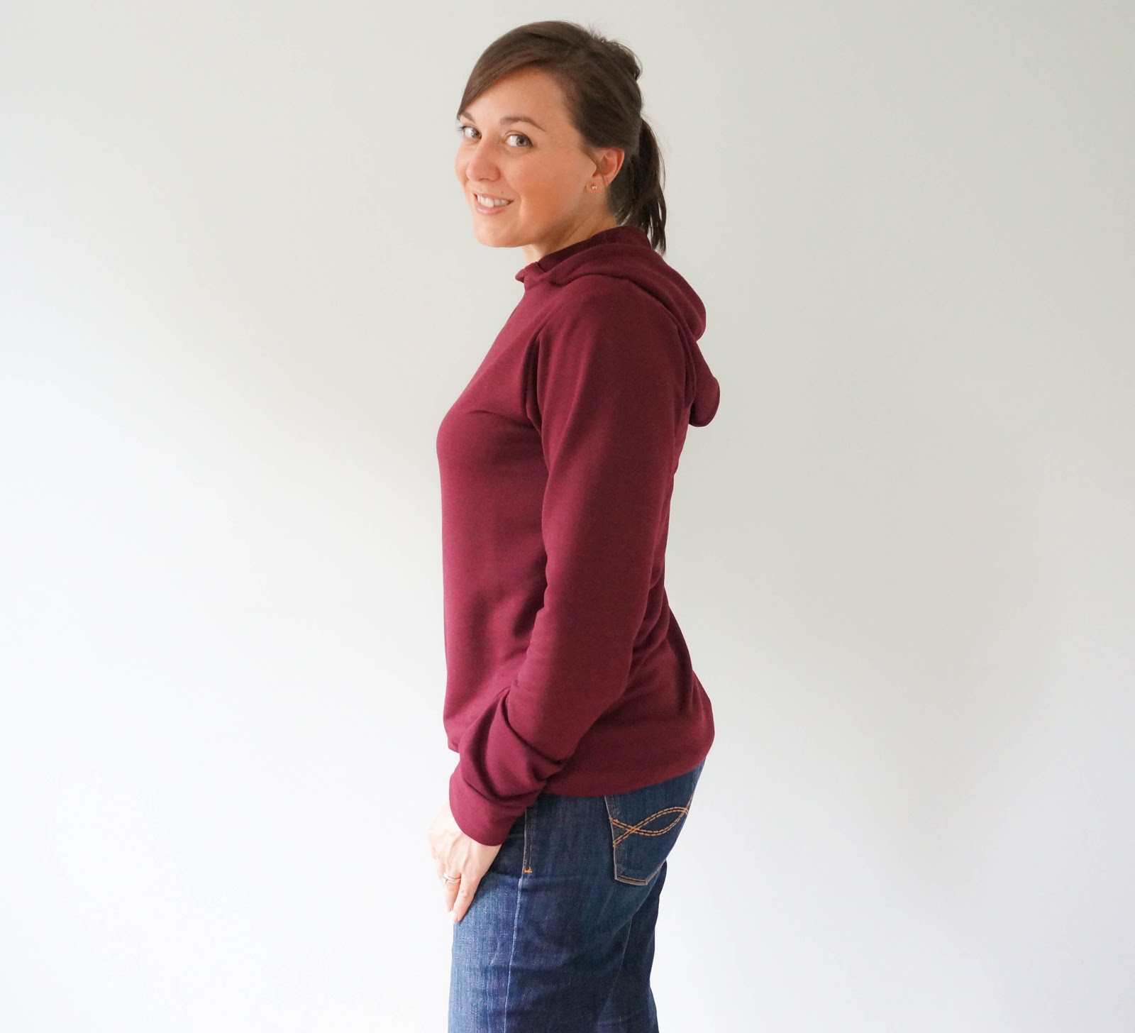 Hey June Halifax Hoodie pattern review