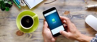 Cara Merekam Panggilan Suara di WhatsApp