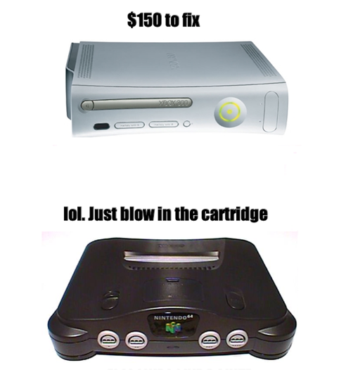 just blow in the cartridge