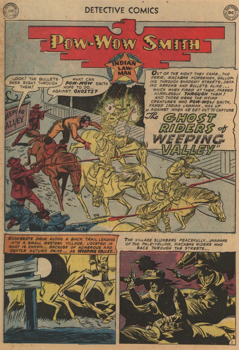 Detective Comics (1937) 195 Page 33
