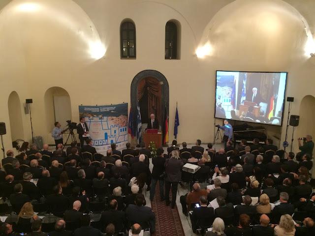 Τατούλης: Μόνο μέσα από την ισότιμη συνεργασία της αυτοδιοίκησης έχει μέλλον η Ευρώπη