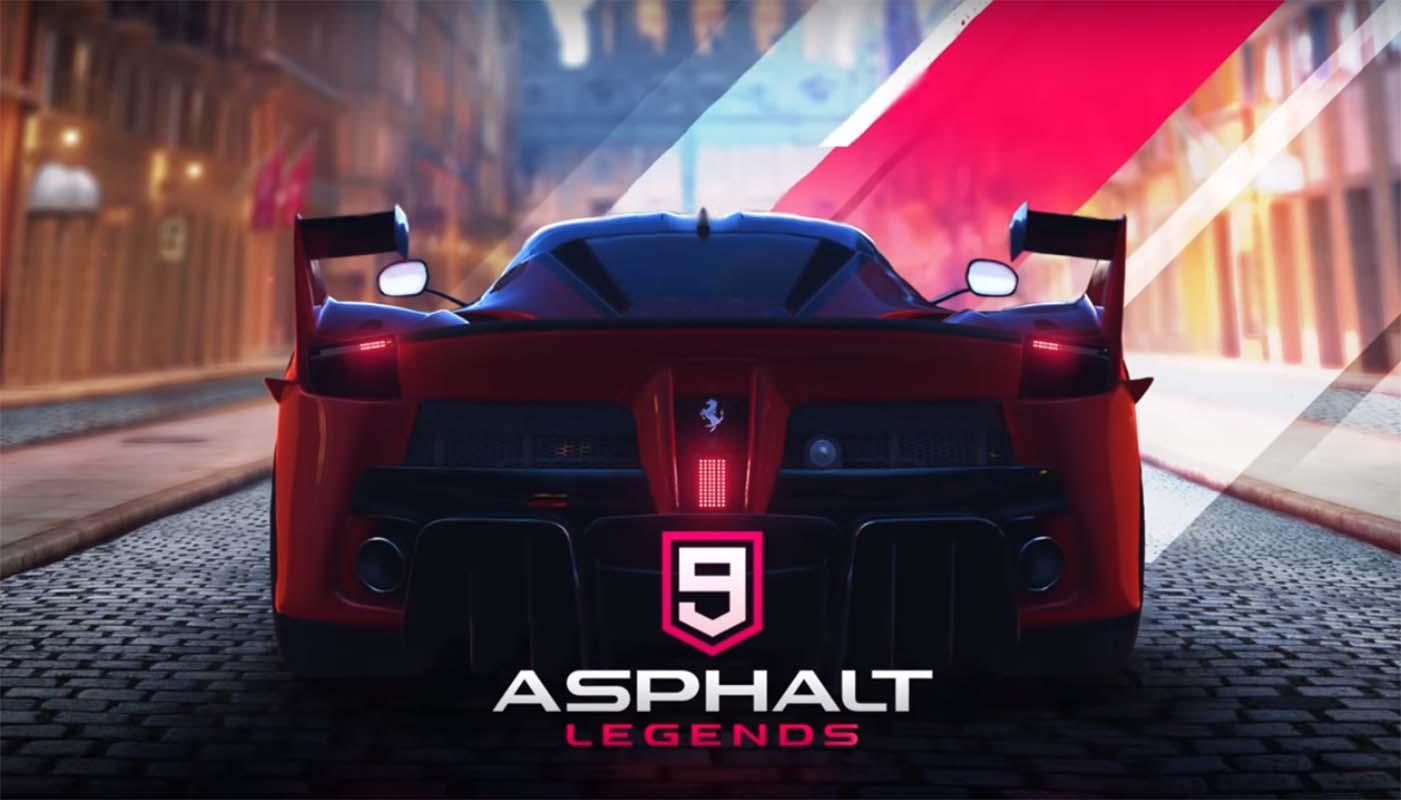 Siap-siap Game Asphalt 9: Legends Segera Hadir Di Google Play Untuk Android