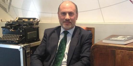 """Antonio Rubio Merino, """"Asi en la empresa como en la guerra"""""""