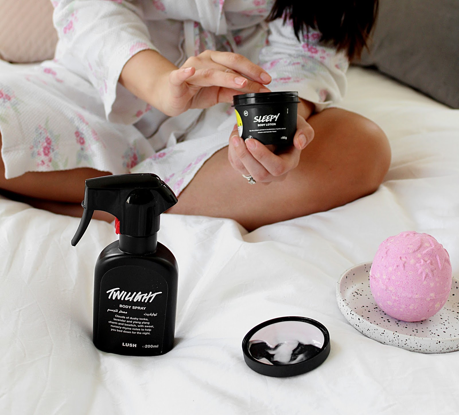 Get A Good Night's Sleep With LUSH, Life in Excess Blog