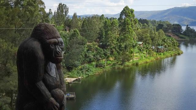 Silent Lake Bunyony in Uganda
