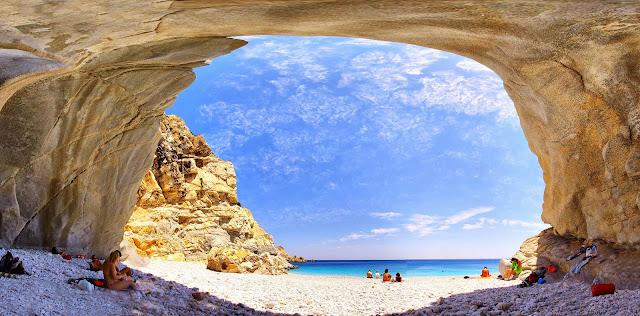 Ilha Ikaria, Grécia