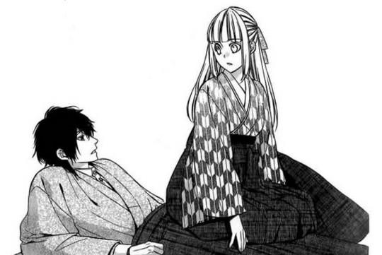 Timeless Romance, Saki Aikawa, Soleil Manga, Manga, Critique Manga,