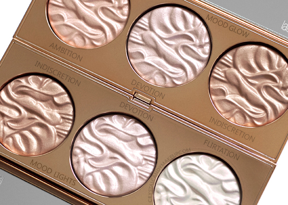 Laura Mercier Mood Glow Lights Face Illuminator Trios Palette Review