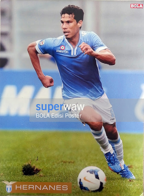 Poster Hernanes Lazio