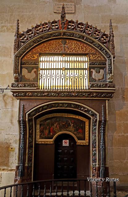 Gallinero gótico de la Catedral de santo Domingo de la Calzada, La Rioja