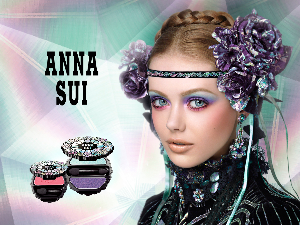 Cauldron Of Reflections Anna Sui Advertisements