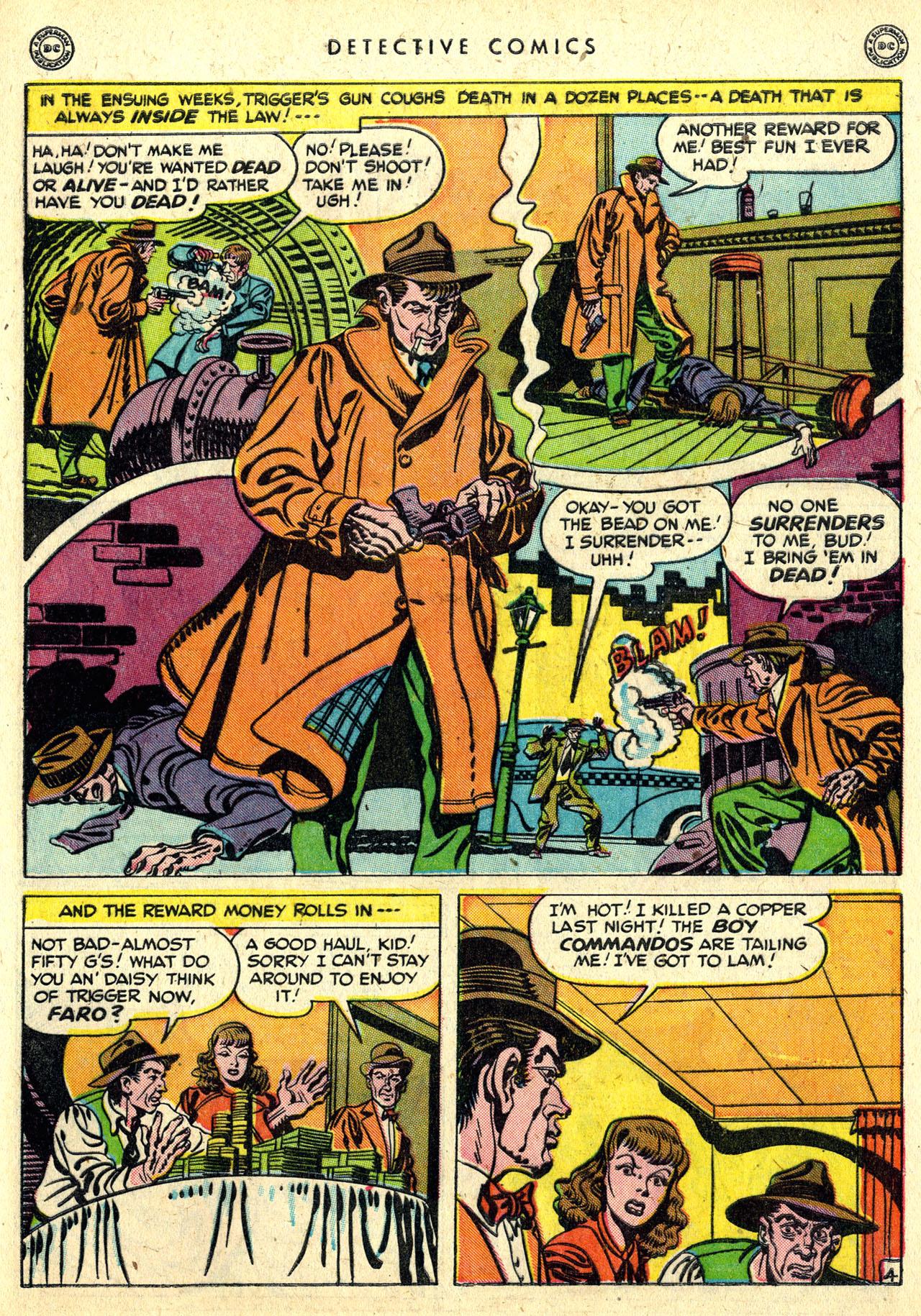 Read online Detective Comics (1937) comic -  Issue #133 - 41