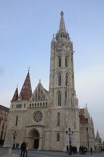 budapest iglesia san matias