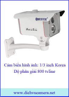 Camera Questek QTX 3208