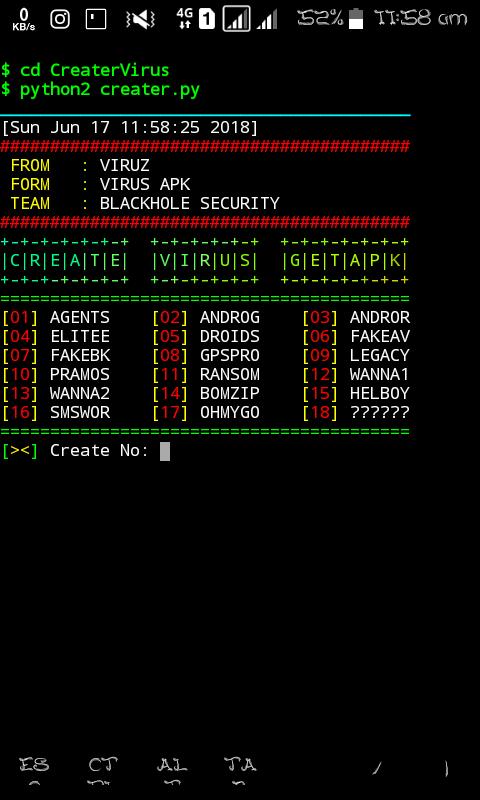 Virus Termux