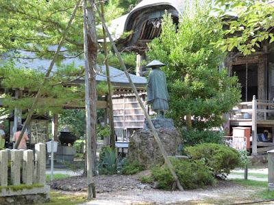 西国第二十九番札所 青葉山 松尾寺