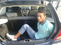 GCM de Santo André detém dois meliantes por roubo de celular na região do bairro Las Vegas