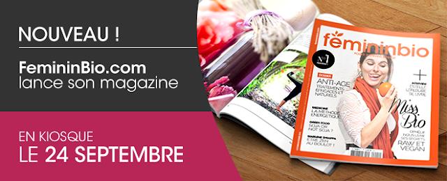 Nouveau magazine féminin Femininbio - Article news Les Mousquetettes