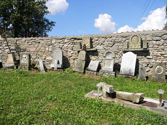 Nowa Wieś, Międzygórze, Kotlina Kłodzka, cmentarz