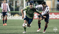 Chivas de Guadalajara vs Seattle Sounders en VIVO
