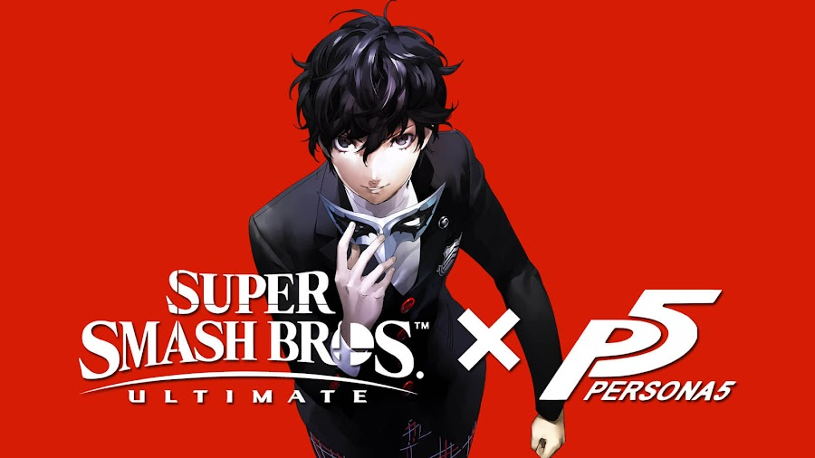 super smash bros ultimate joker persona 5
