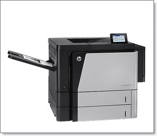 HP LaserJet Enterprise M806dn Driver Download For Windows, Mac, Linux