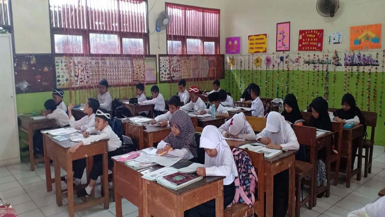 Soal PTS Kelas 4 Semester 2 Tahun Pelajaran 2019/2020