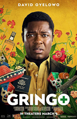 Gringo 2018 English 720p WEB-DL 900MB
