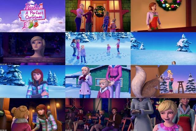 Barbie Una Navidad Perfecta DVDRip Latino