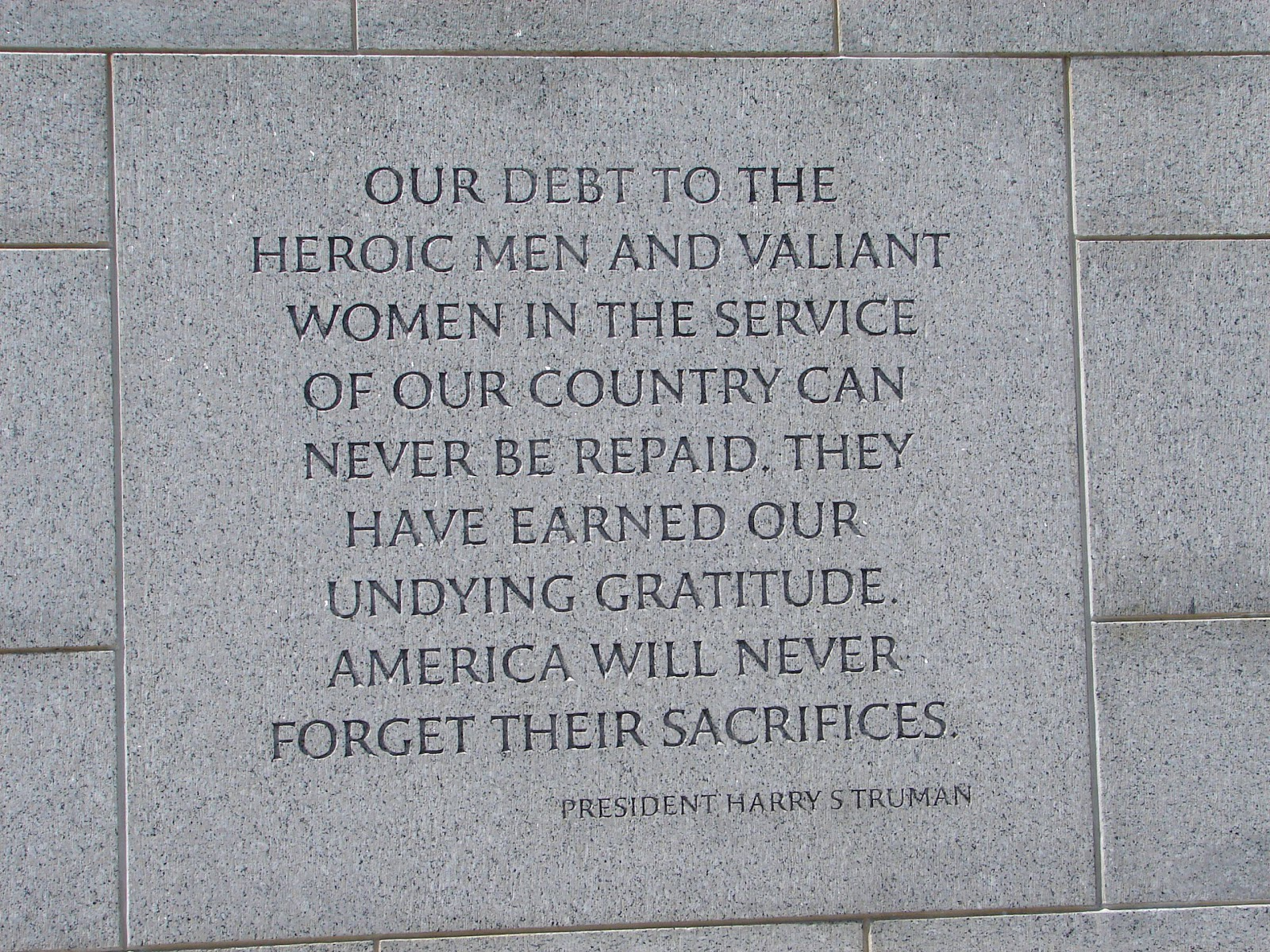 Mrs Jackson S Class Website Blog Memorial Day Quotes