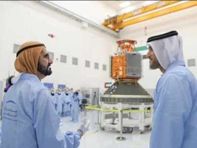 5 days to go: KhalifaSat ready for launch on Monday