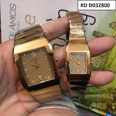 đồng hồ cặp đôi Rado RD D032800