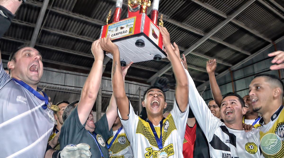 Nos pênaltis, Muvuca FS é campeão da Copa Brienzo Golden