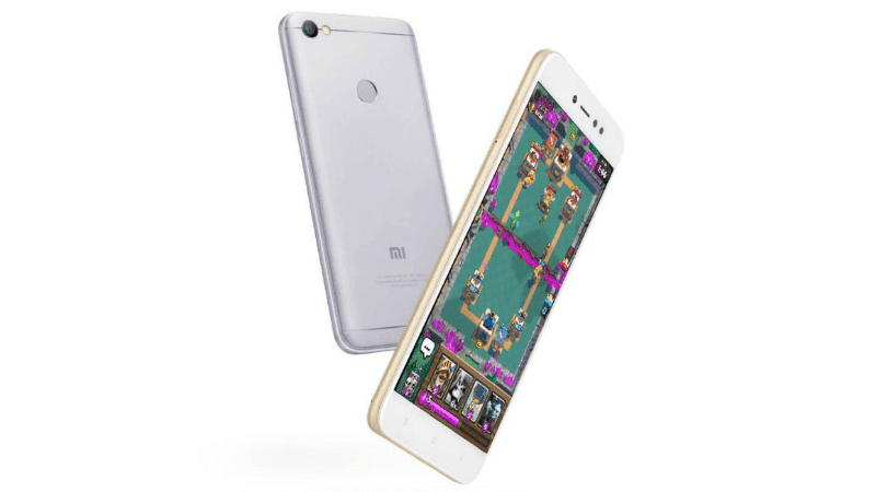 Xiaomi has released the get-go successor to its Note  Xiaomi Launches Redmi Note 5A Standard And High Edition
