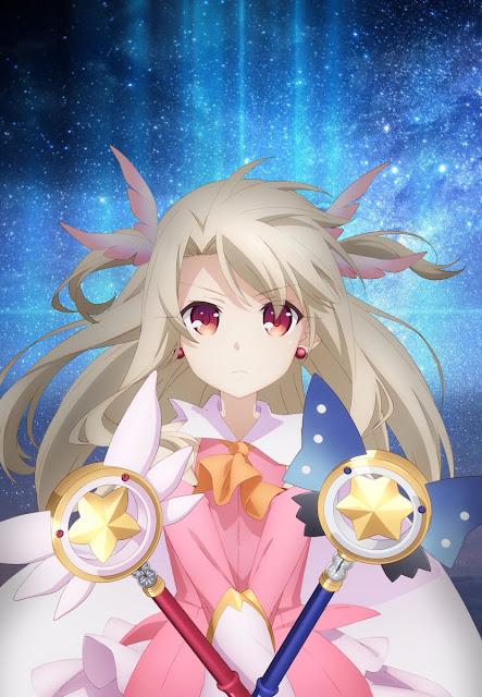 Fate/kaleid liner PRISMA☆ILLYA tendrá nueva temporada de anime