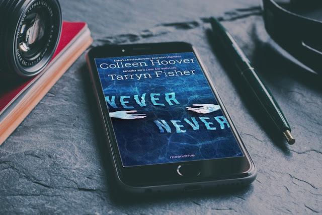 Never never – Collen Hoover, Tarryn Fisher. Przedpremierowo