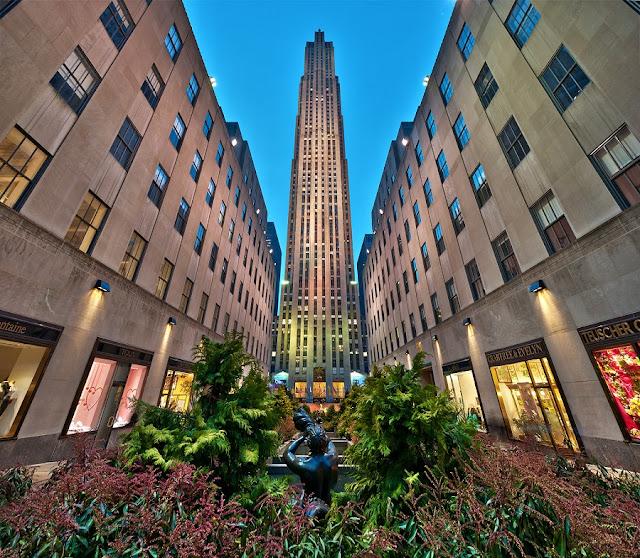 GE Building em Nova York