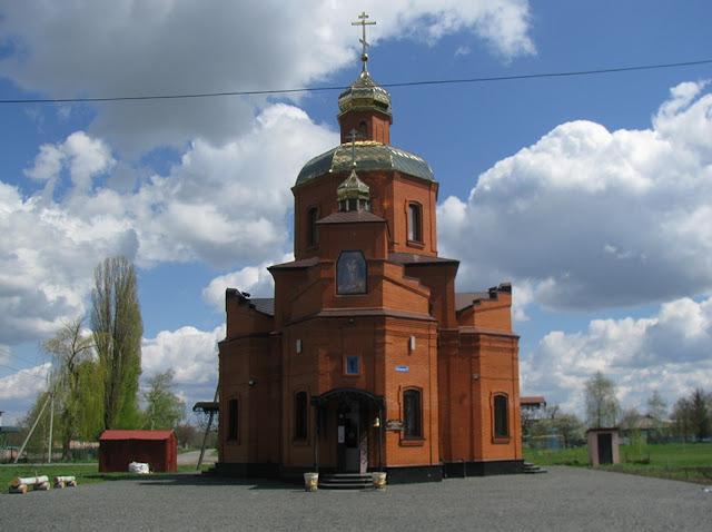 церковь в Межиричи