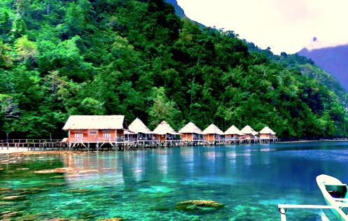 Ora Beach Maluku Indonesia