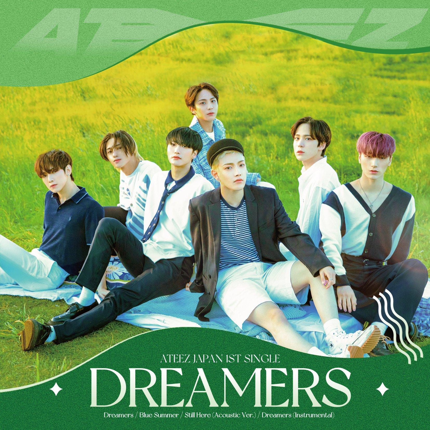 ATEEZ JAPAN - Dreamers