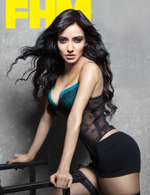 Hot: Neha Sharma FHM India July 2013 HQ Photo Shoot